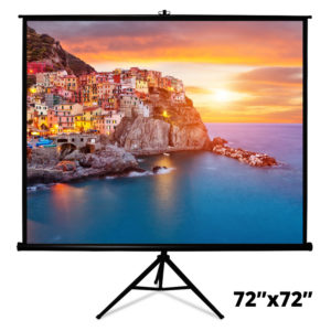 6x6 feet Projector Screen price in sri lanka