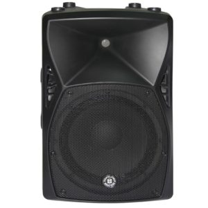 Active Speaker Personal Address System