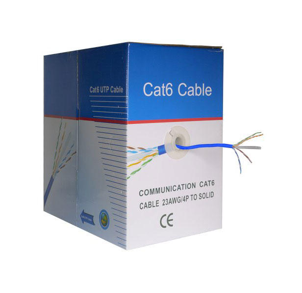 cat 6 cable box