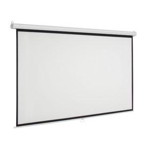 Wall Mounted Projector Screen Manual price in sri lanka