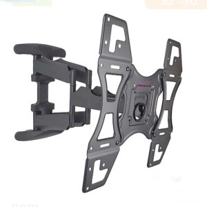 TV Wall Mount Bracket Double Arm X Support 27-55 Inch Heavy Duty Full Motion sri lanka