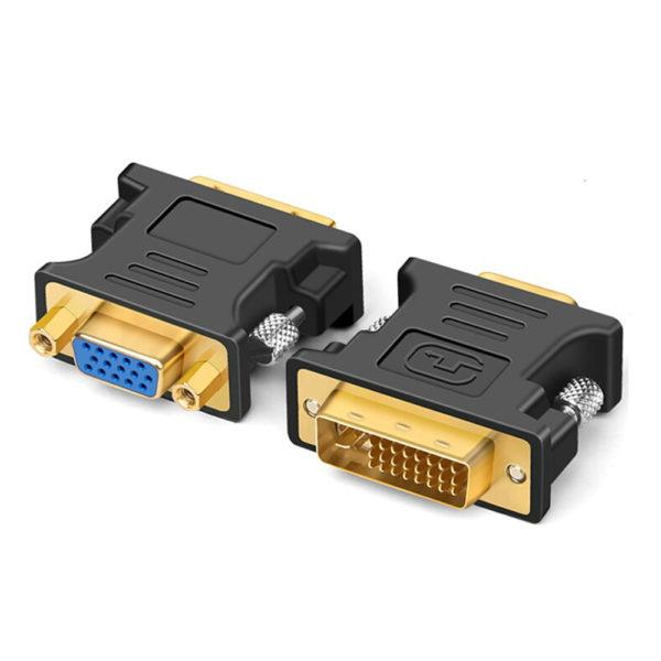 DVI to VGA Adaptor Jack price in sri lanka